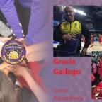 Gracia Gallego entrenará el junior masculino autonómico