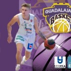 El base sueco Tim Carlsten nueva incorporación del Lujisa Guadalajara