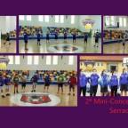 OTRO FIN DE SEMANA de baloncesto de la cantera en Serracines.