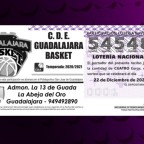 ¿ Y si cae aquí, en Guadalajara Basket ?