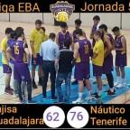 Derrota del Lujisa Guadadalajara contra Tenerife