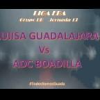 Derrota del Lujisa Guadalajara ante ADC. Boadilla