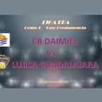 Importante victoria del Lujisa Guadalajara en Daimiel