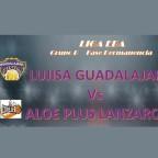 El Lujisa Guadalajara certifica su permanencia en Liga EBA venciendo a Aloe Plus Lanzarote