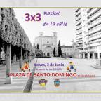 3×3 Basket en la calle