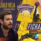 Gonzalo Vela  se incorpora al cuerpo técnico del Lujisa Guadalajara en Liga EBA.