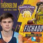 John Thörnblom se convierte en la sexta pieza del Lujisa Guadalajara 21/22
