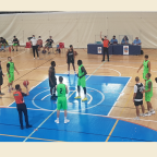Primer partido de preparación para el Lujisa Guadalajara de liga EBA