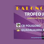 Buen debut del 1ª Nacional Femenino en los 1/4 del Trofeo JCCM.