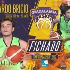 Eduardo Bricio completa el juego exterior del Lujisa EBA