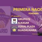 El Ferial Plaza Guadalajara cae derrotado ante el Grupo 76-Alkasar