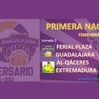 El Ferial Plaza Guadalajara cae derrotado ante el Alqaceres
