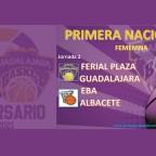 El Ferial Plaza Guadalajara Basket se estrena en casa con victoria